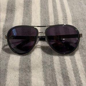 Henri Bendel Mila Aviator Sunglasses